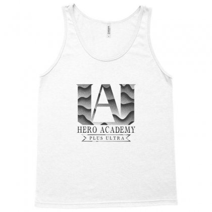 Hero Academy Plus Ultra Tank Top Designed By Neset