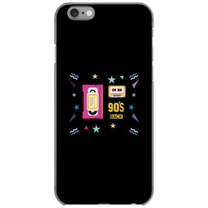 Back To 90's Iphone 6/6s Case Designed By Emardesign