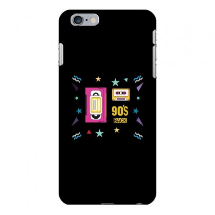Back To 90's Iphone 6 Plus/6s Plus Case Designed By Emardesign