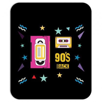 Back To 90's Mousepad Designed By Emardesign