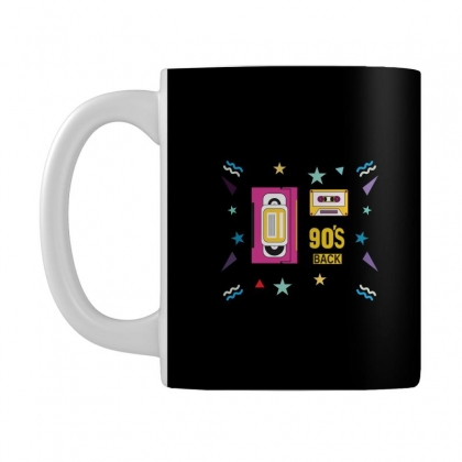Back To 90's Mug Designed By Emardesign