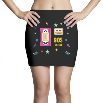 Back To 90's Mini Skirts Designed By Emardesign