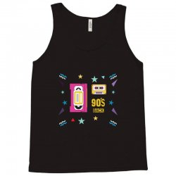 back to 90's Tank Top | Artistshot