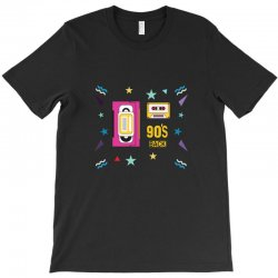 back to 90's T-Shirt | Artistshot