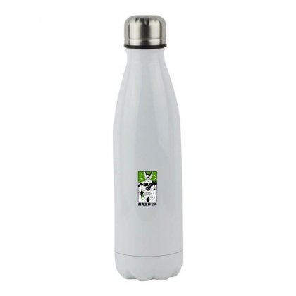 Perfect Cell Stainless Steel Water Bottle Designed By Paísdelasmáquinas