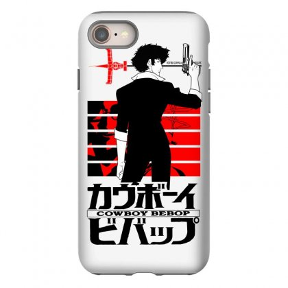 Cowboy Bebop Iphone 8 Case Designed By Paísdelasmáquinas