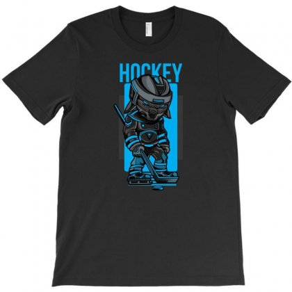 Hockey Sports T-shirt Designed By Disgus_thing