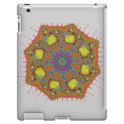 Fractal Spiral Ipad 3 And 4 Case Designed By Zykkwolf