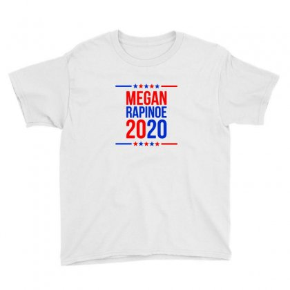 Megan Rapinoe Marchandise Youth Tee Designed By Oktaviany