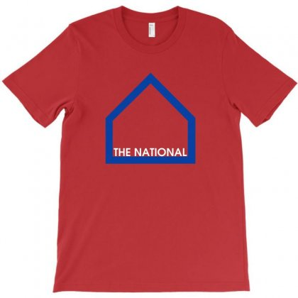 The National Band T-shirt Designed By Oktaviany