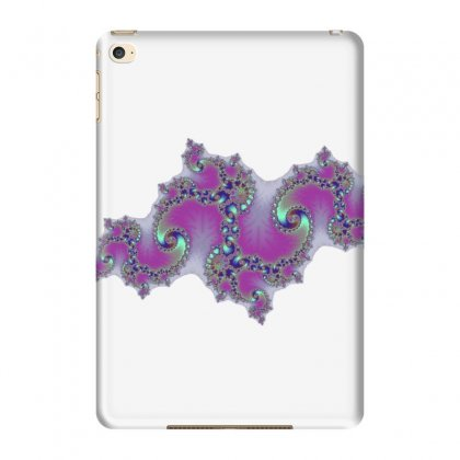 Fractal Symetrical Spiral Cloud Ipad Mini 4 Case Designed By Zykkwolf
