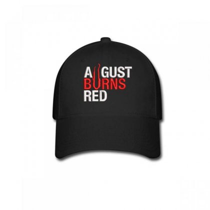 August Burns Red Logo Embroidered Hat Baseball Cap Designed By Madhatter