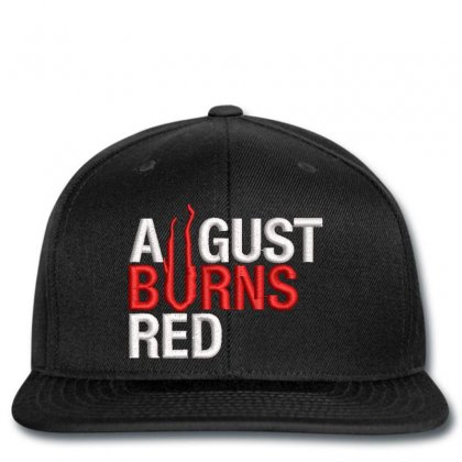 August Burns Red Logo Embroidered Hat Snapback Designed By Madhatter