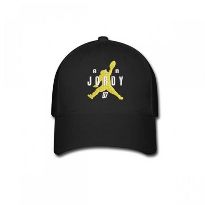 Air Jordy Green Bay Packers Jordy Nelson Embroidered Hat Baseball Cap Designed By Madhatter