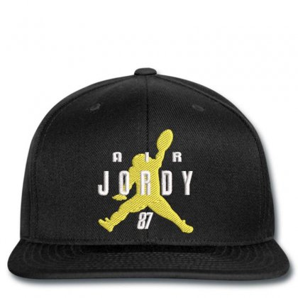 Air Jordy Green Bay Packers Jordy Nelson Embroidered Hat Snapback Designed By Madhatter
