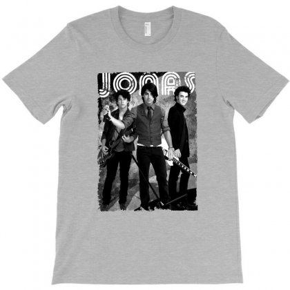 Jonas Brother Young T-shirt Designed By Sengul