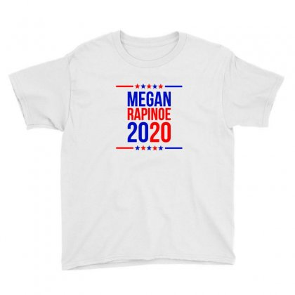 Megan Rapinoe Marchandise Youth Tee Designed By Willo