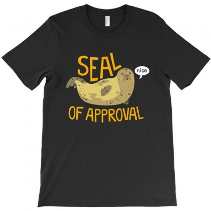 Seal T-shirt Designed By Cahyorin
