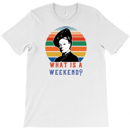 What Is A Weekend T-shirt Designed By Sengul
