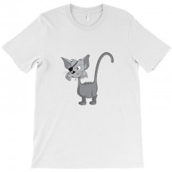 pirate cat T-Shirt | Artistshot