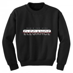 elegance Youth Sweatshirt | Artistshot