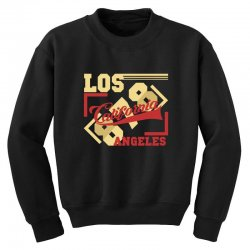 los angeles Youth Sweatshirt | Artistshot