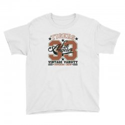 tigers los angeles Youth Tee | Artistshot