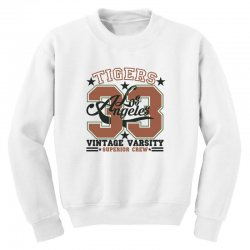 tigers los angeles Youth Sweatshirt | Artistshot