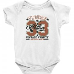 tigers los angeles Baby Bodysuit | Artistshot