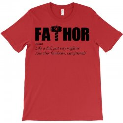 fathor art T-Shirt | Artistshot