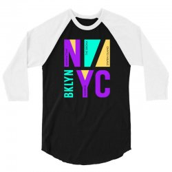 nyc usa bronx 3/4 Sleeve Shirt | Artistshot