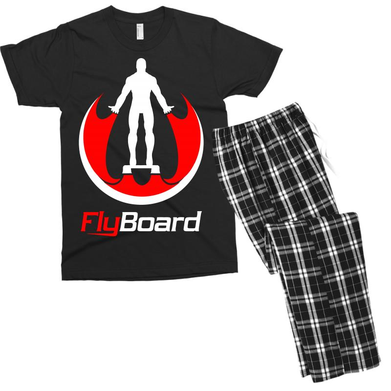 Fly Board Men's T-shirt Pajama Set | Artistshot