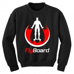 fly board Youth Sweatshirt | Artistshot