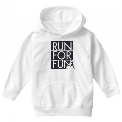run for fun sports Youth Hoodie | Artistshot