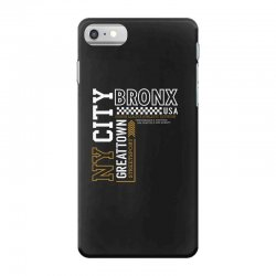 ny city bronx street sport iPhone 7 Case | Artistshot