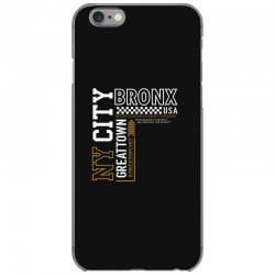 ny city bronx street sport iPhone 6/6s Case | Artistshot