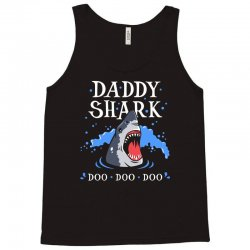 daddy shark Tank Top | Artistshot