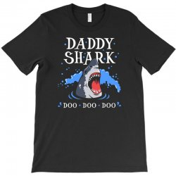 daddy shark T-Shirt | Artistshot