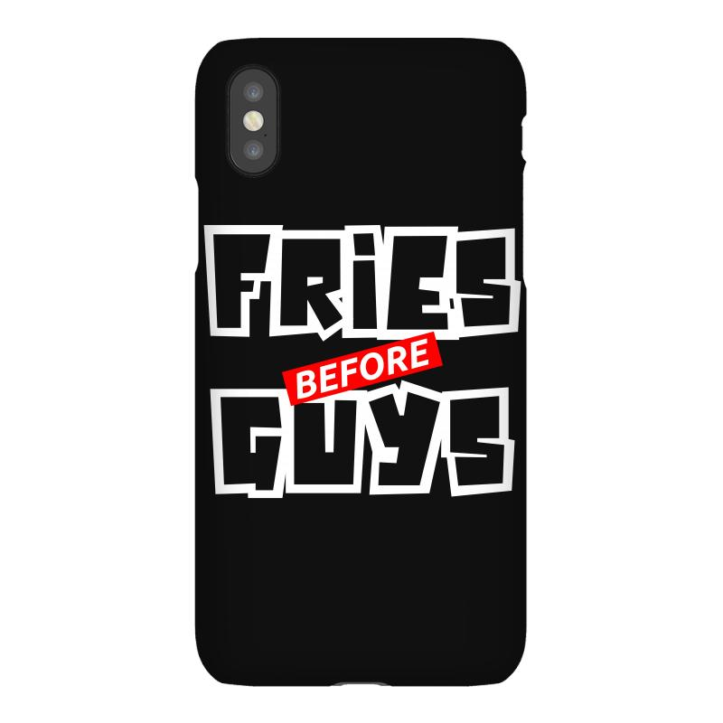 Fries Before Guys Iphonex Case | Artistshot