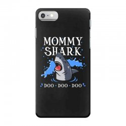 mommy shark iPhone 7 Case | Artistshot