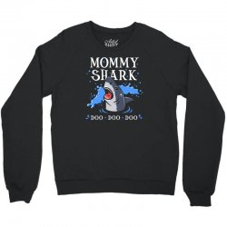 mommy shark Crewneck Sweatshirt | Artistshot