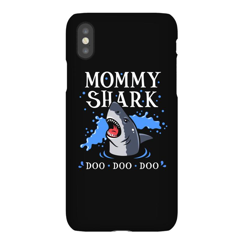 Mommy Shark Iphonex Case | Artistshot