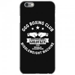 ggg boxing club iPhone 6/6s Case | Artistshot