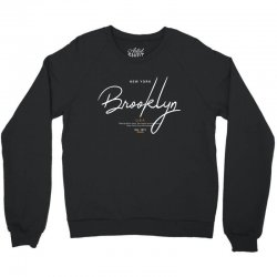 brooklyn Crewneck Sweatshirt | Artistshot