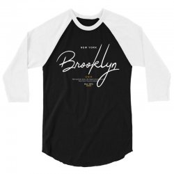 brooklyn 3/4 Sleeve Shirt | Artistshot