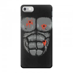 gorilla halloween iPhone 7 Case | Artistshot