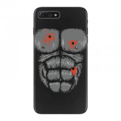 gorilla halloween iPhone 7 Plus Case | Artistshot