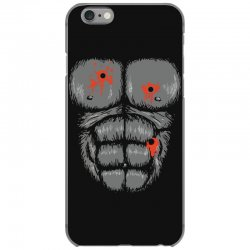 gorilla halloween iPhone 6/6s Case | Artistshot