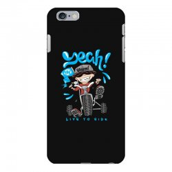 funny biker iPhone 6 Plus/6s Plus Case | Artistshot