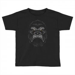 gorilla t shirt Toddler T-shirt | Artistshot